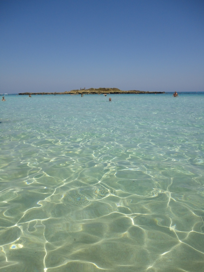 Fig Tree Beach, Cyprus