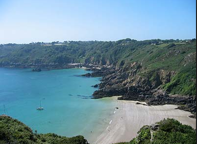 Guernsey. Photo credit: Walking Britain website